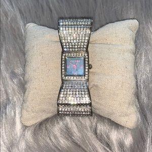 Betsy Johnson bow watch